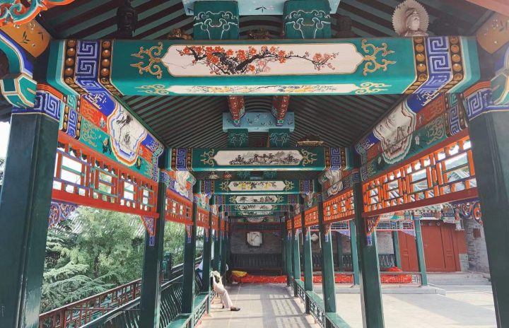 Badachu (八大处) – A place for Mind andSoul